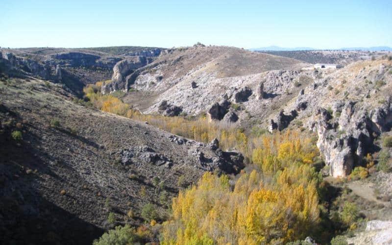 Barranco del rio dulce Activate